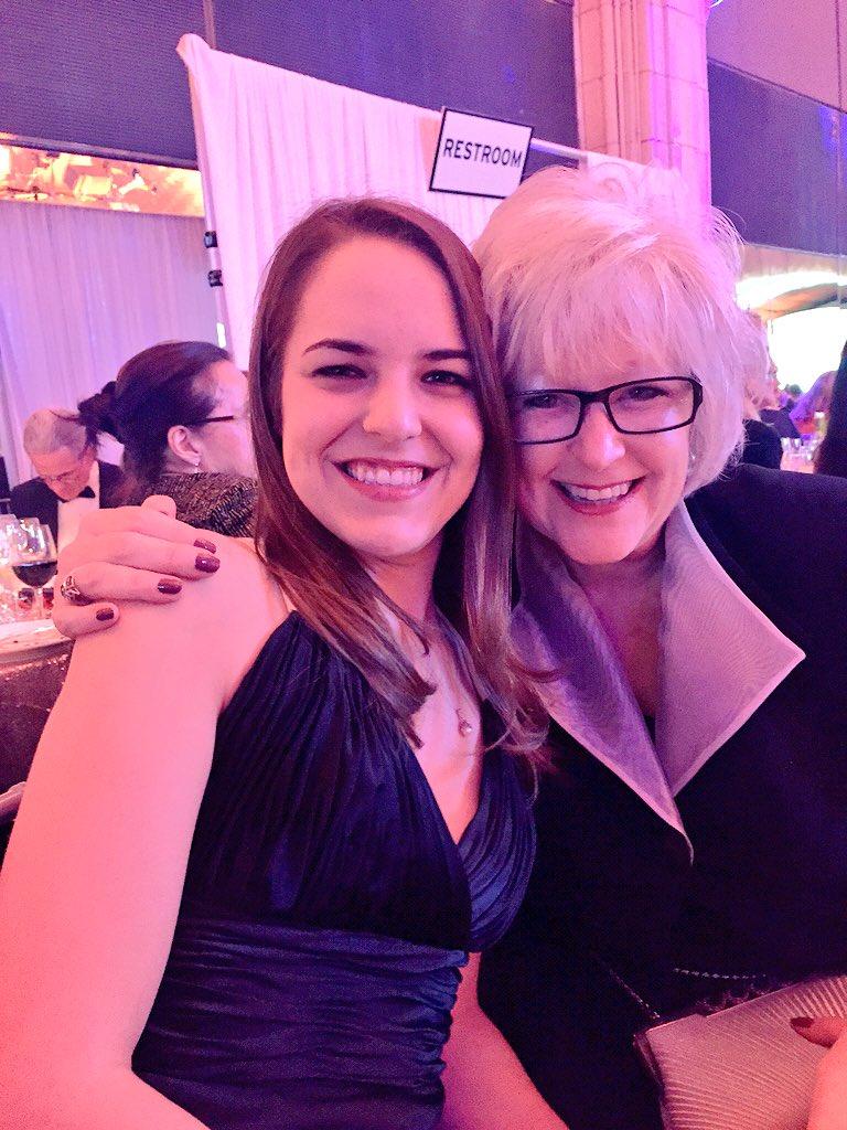 Reunited with the wonderful @JohannaKeller at @NewhouseSU #50Forward! https://t.co/iIwcGAMUgv