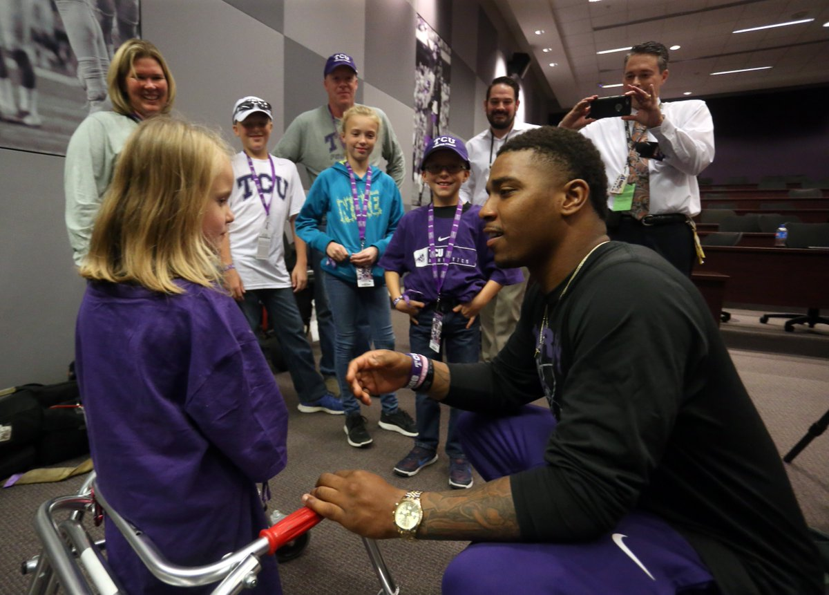 TCU's Trevone Boykin a special player on and off the field