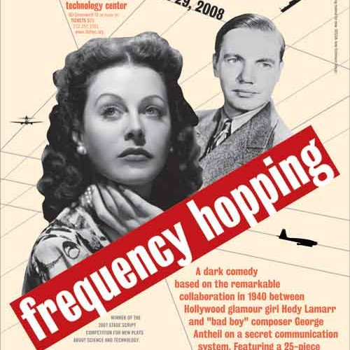 Did you know Hedy Lamarr invented a major piece of miltiary tech?
