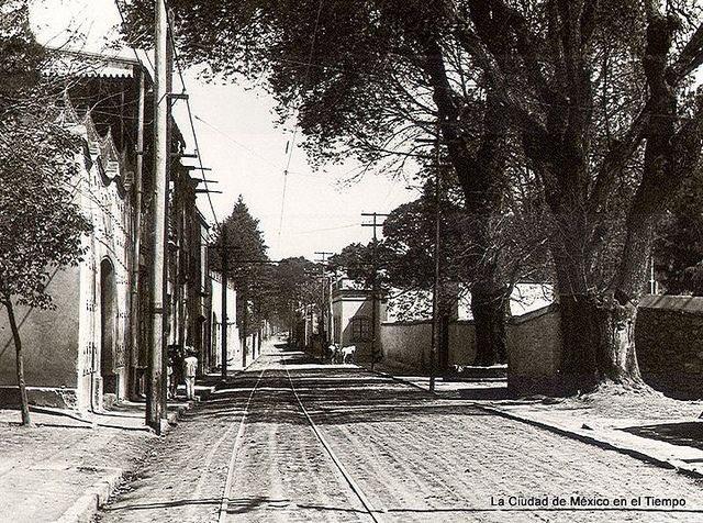 Francisco Sosa, Coyoacán en 1900 #mexicovintage cc @hdemauleon https://t.co/NgMNnPyxVO
