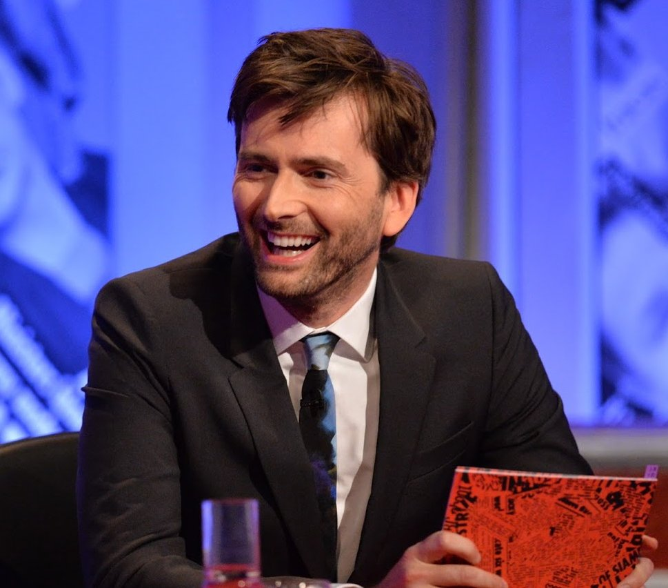 David Tennant on Have I Got News For You