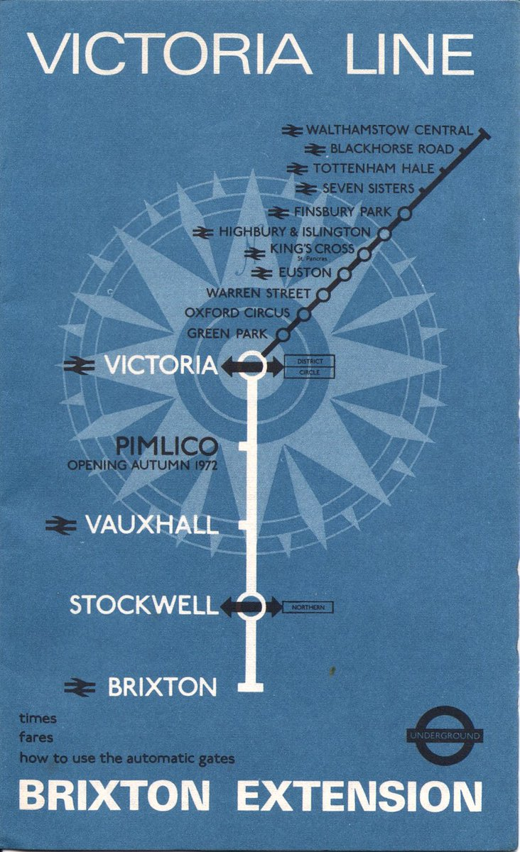 CSjjgO7WsAARCvE - The Victoria Line's really big 50th birthday! #2