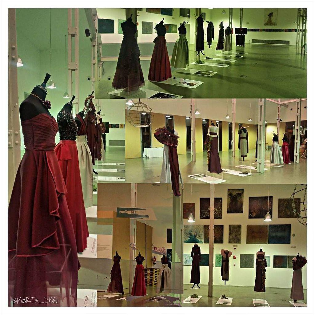 Thx @1ATD1 by  http:// ift.tt/1P9n4WQ  &nbsp;   Cine, vino, moda y arte :) #60Seminci #Lava #CineyVino #Moda #Arte #martadbg…<br>http://pic.twitter.com/gmqgohZyp8