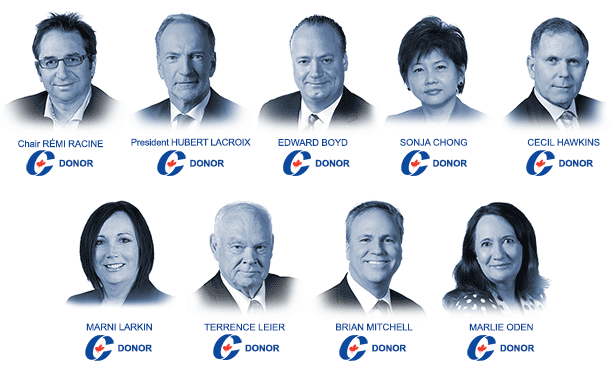 CBC president & board must go NOW https://t.co/xPfi53AU14. All appointed by Harper & contribute $ 2 #Tories. #CPC https://t.co/qgasJMpZ80