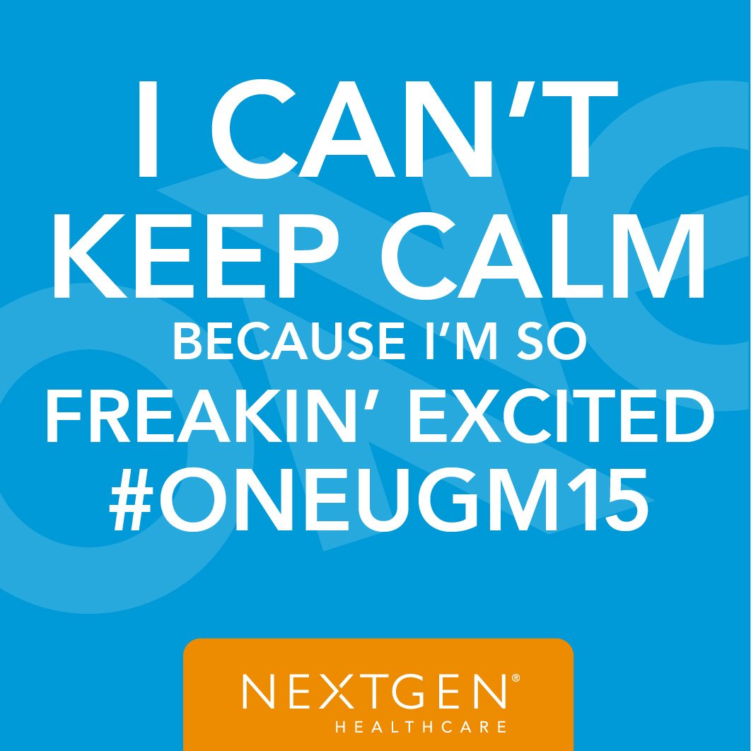 This about sums it up!  RT if you can relate #ONEUGM15 #feelgoodfriday #NextGenNation https://t.co/IFrp4pj4Uq