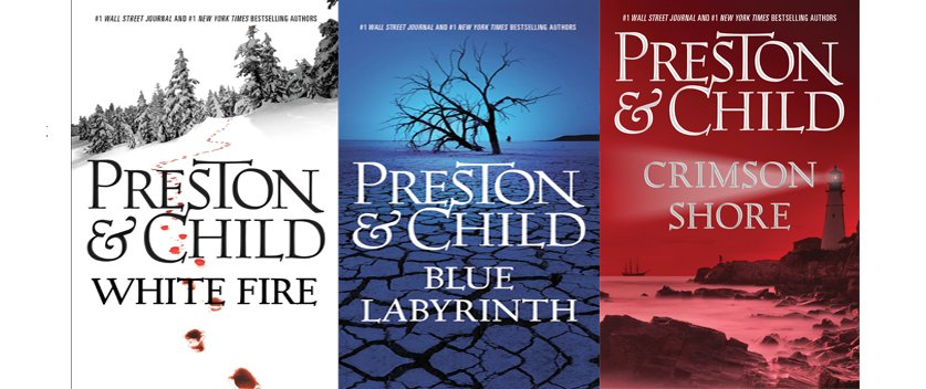 Retweet to enter a special Halloween #giveaway for 3 Preston & Child Agent Pendergast books including CRIMSON SHORE https://t.co/ISRiYgAfFV