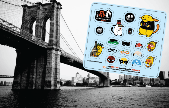@WordCampNYC is this #Halloween weekend and their sticker sheet features dress up the #Wapuu https://t.co/aQ6wsTeS95 https://t.co/llfX4FfgEc