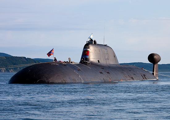глубоководные подводные лодки вмф