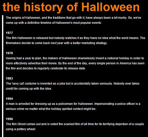 innocent drinks on twitter how exactly did halloween begin read our complete and definitive history of the holiday httpstcojkfr9y6otw