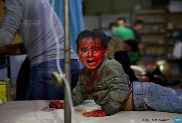 Российские авиаудары в Сирии погубили уже более тысячи мирных жителей - Цензор.НЕТ 2344