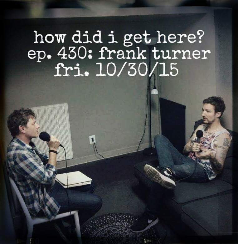 My guest for episode 430 is singer/songwriter @frankturner great artist/conversation. Do it! https://t.co/KM0yiMvT7s https://t.co/NFeBWTywiH