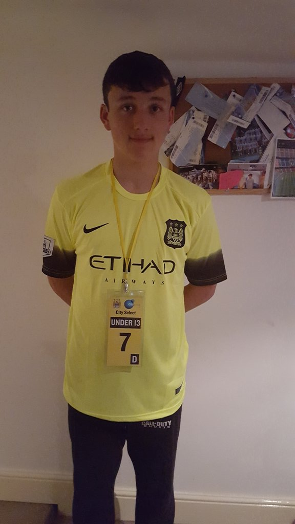My 13 yr old son inspires me #inspireUoS #CityFootballAcademy https://t.co/wH3aab3Hig