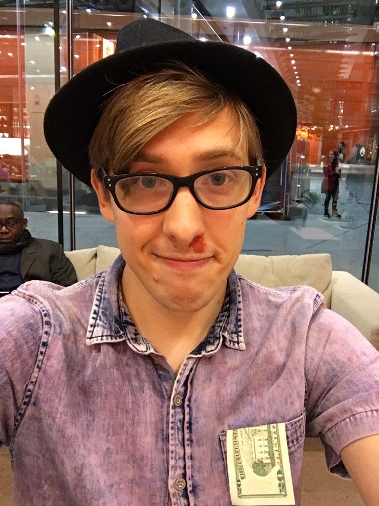 """Evan Edinger on Twitter: """"I've got a 20 dollar nosebleed  https://t.co/LLmPCVLepA"""""""