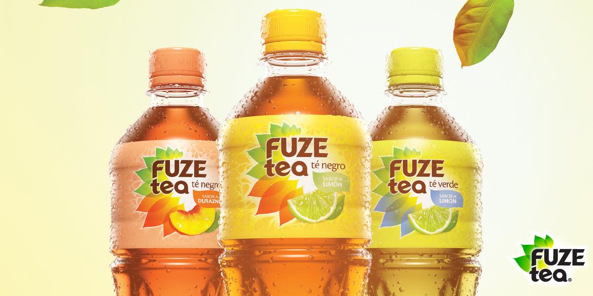 Cuando hay fusión las cosas son aún mejor. ¿Tienes un #FuzeTea preferido? https://t.co/Ttctc7sGAj