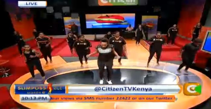 Citizen tv kenya on twitter upload a video of yourself dancing citizen tv kenya on twitter upload a video of yourself dancing on instagram for a chance to join chiki on the dance floor slimpossible6 solutioingenieria