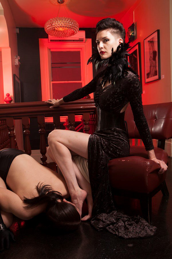 Canadian femdom mistresses