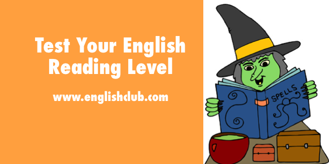 Test your English Reading Level https://t.co/Q91k2AYgwt https://t.co/BndlNB2q3R