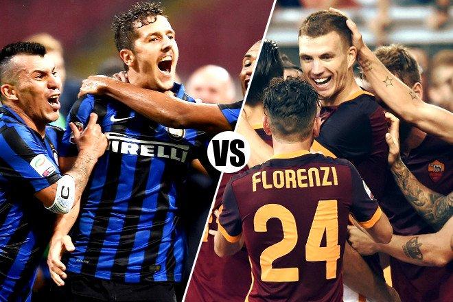 INTER-ROMA Streaming: orario Diretta TV oggi 31 ottobre 2015