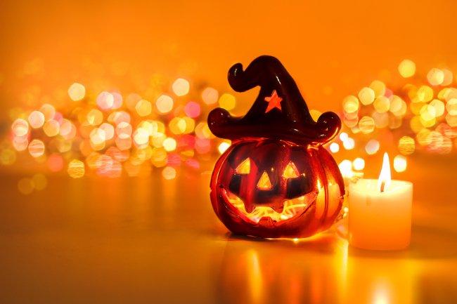 Come festeggiare Halloween e Ognissanti a Napoli.