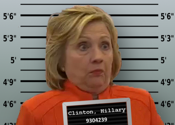 Image result for hillary clinton thief