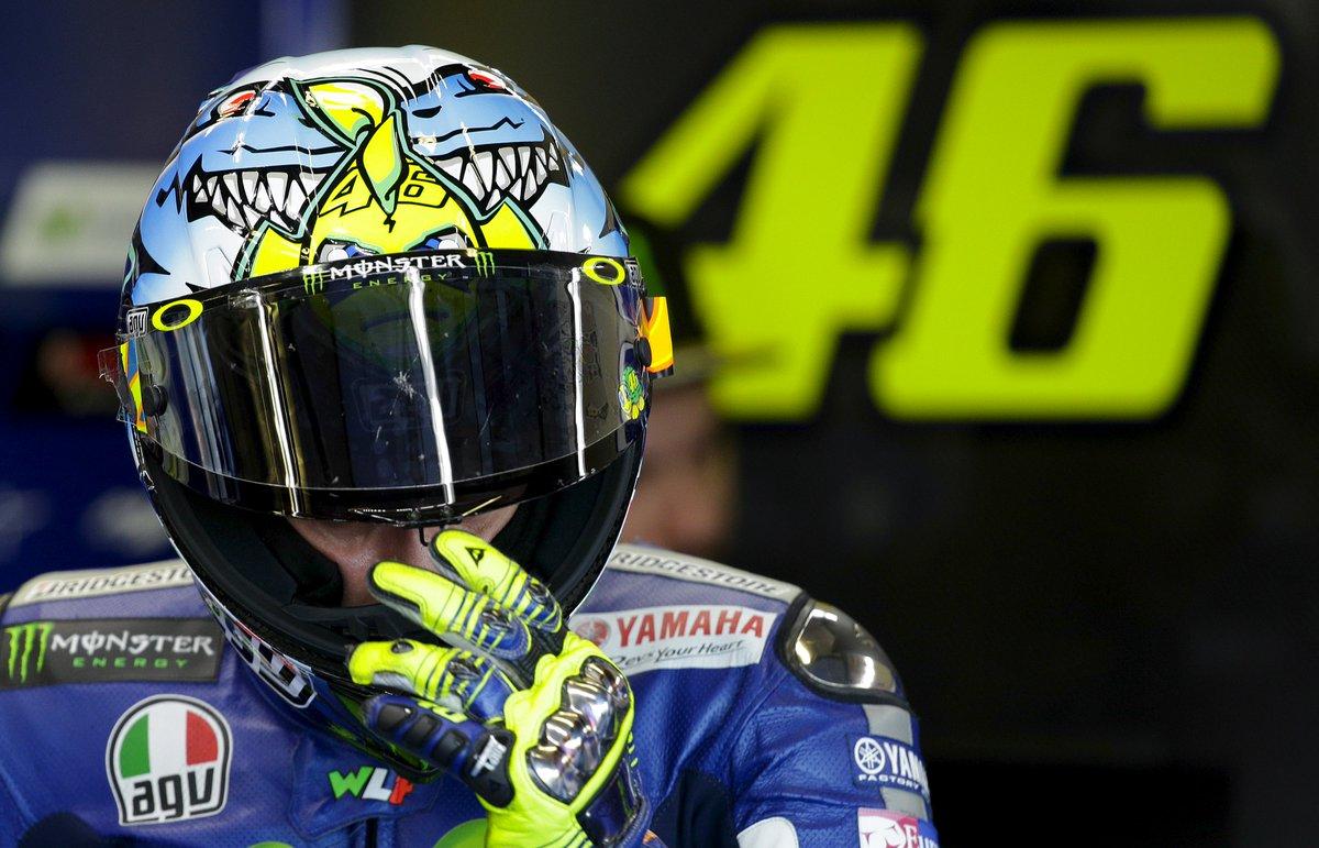MotoGP Valencia, punizione a Valentino Rossi confermata dal Tas di Losanna.