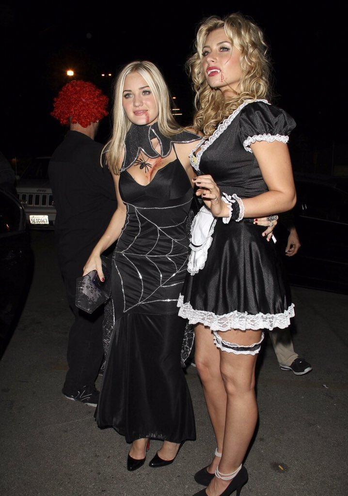 Aly Aj On Twitter 2 Fbf Vampire French Maid Spider Queen Is