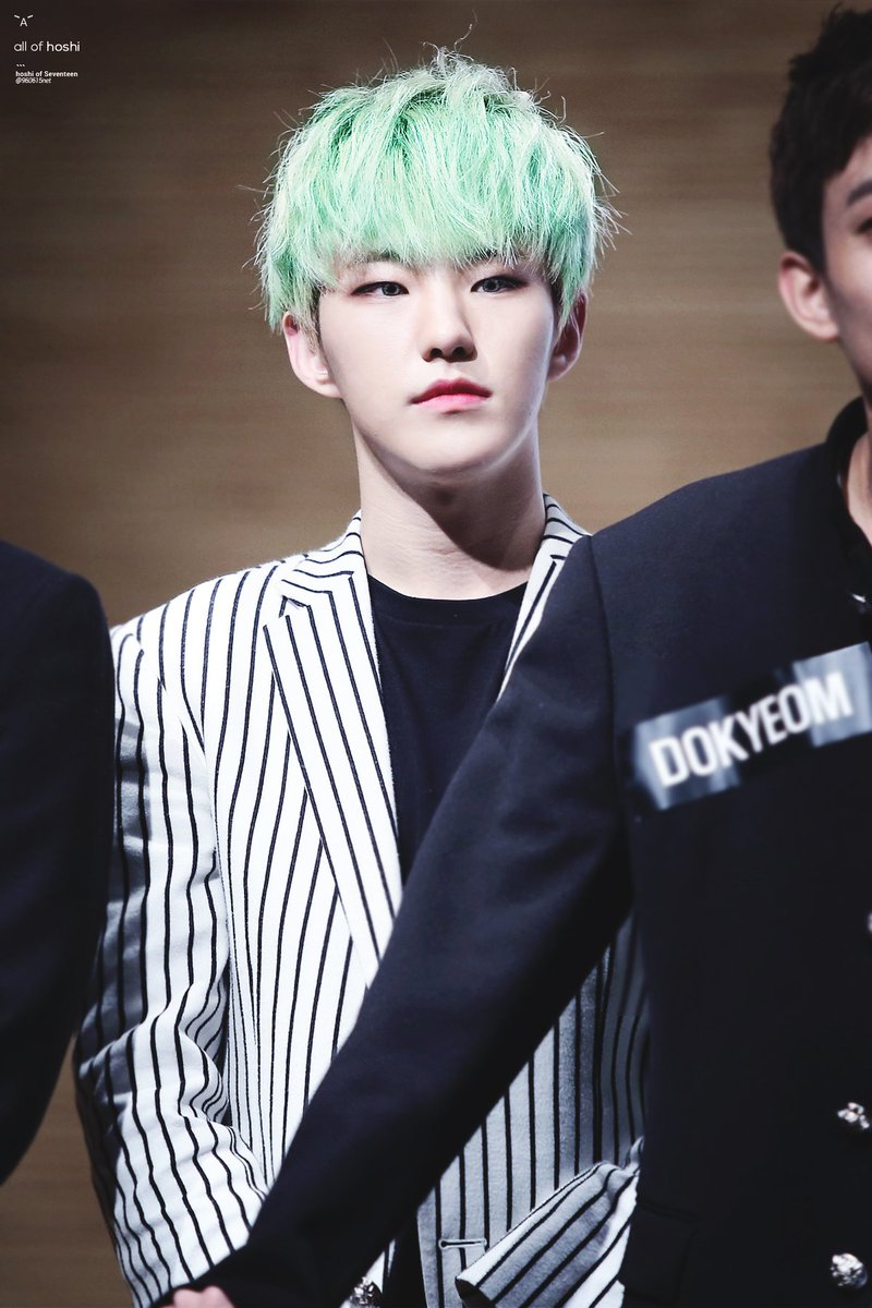 Green Hair Allkpop Forums