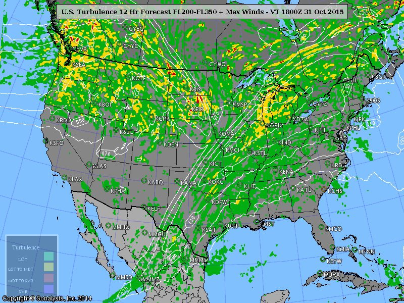 Middle East FlightWeather Jeppesen ChartsOn The Way Out Globe