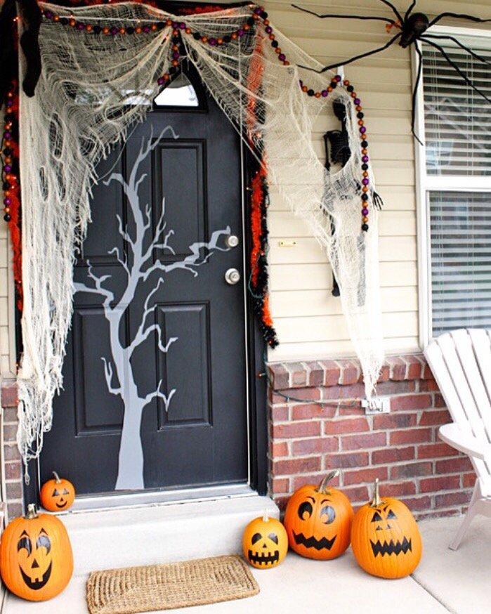 spooky halloween decorations - 699×874