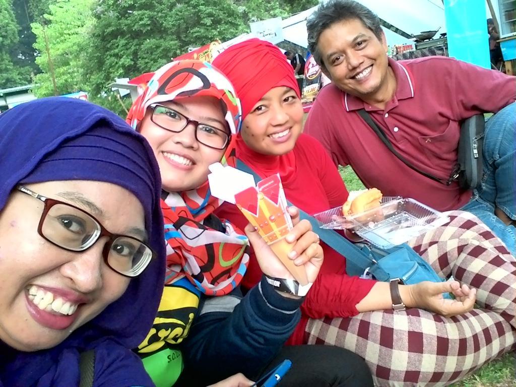 on Bogor Jazz Reunion