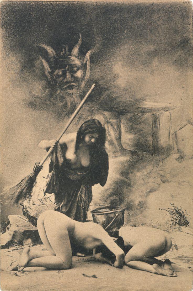 in Witches paris sabbat
