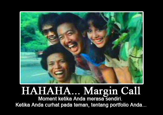 Manfaat Margin Call Bagi Psikologi Trader Pemula