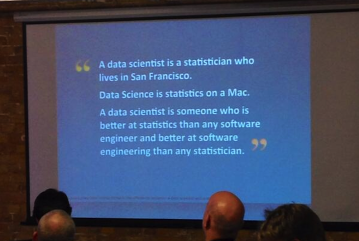 What is the Difference Between #DataScience and #Statistics?