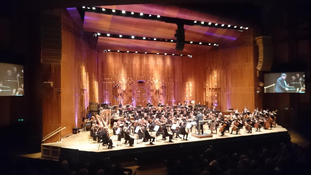 @BBCSO kicking off #SoundUnbound in style, including UK premiere of Augusta Read Thomas' Aureole! https://t.co/gjbfq1lkpS