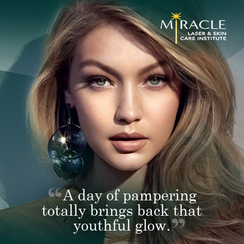 Miracle Institute On Twitter A Day Of Pampering Totally Brings