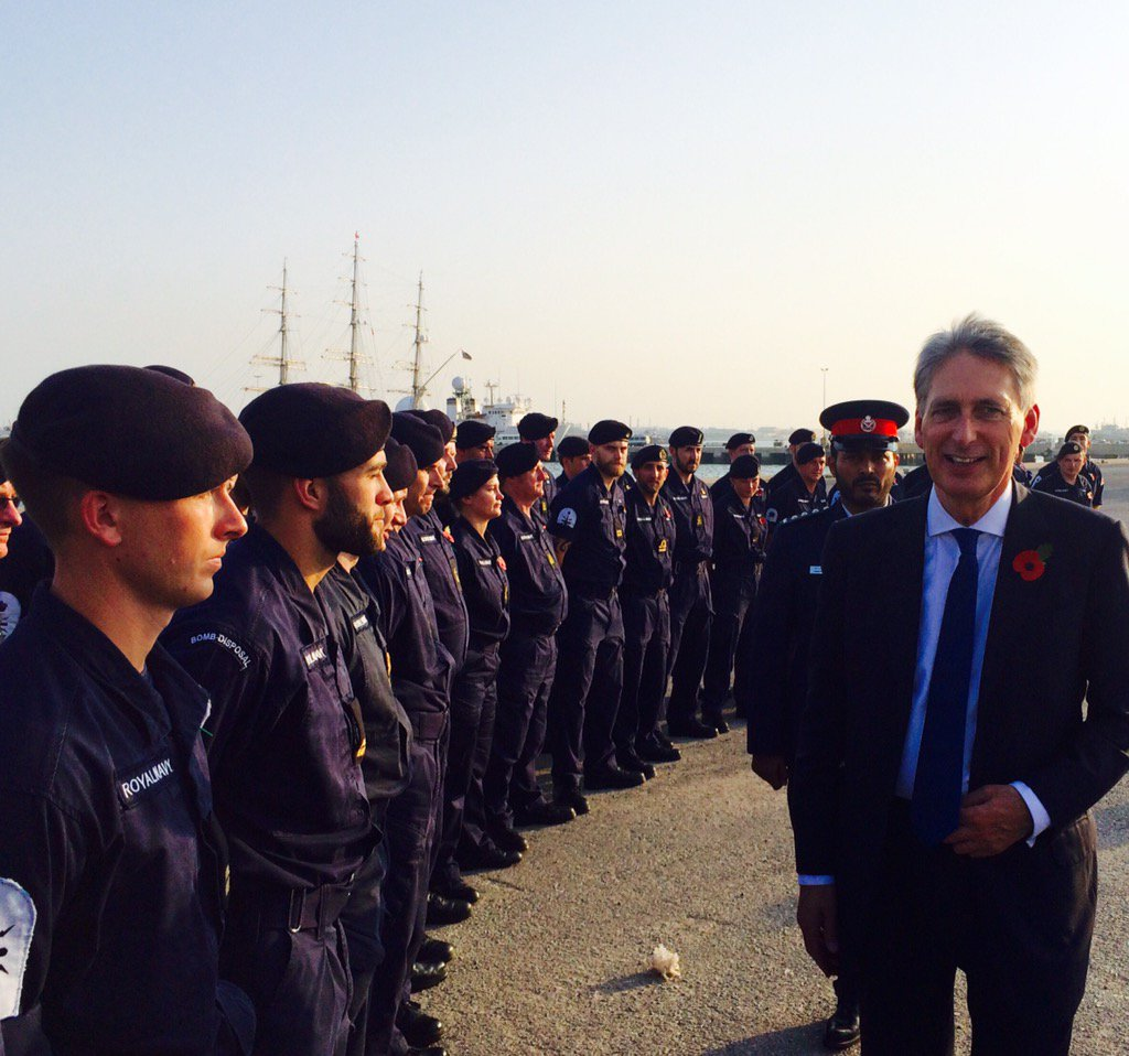 'Watershed moment': UK starts building new permanent navy base in Bahrain