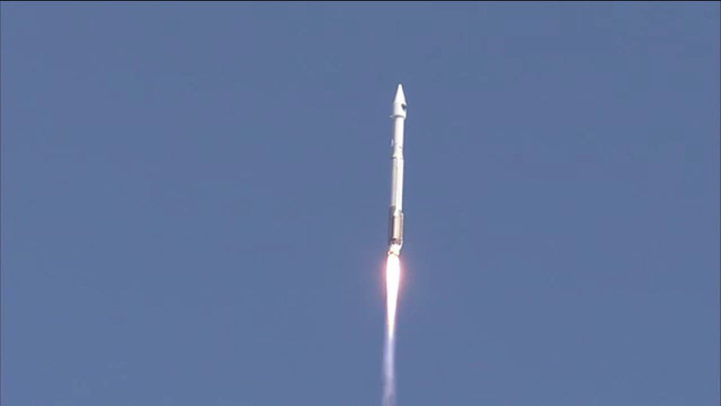 Congrats to @ulalaunch #GPSIIF11 #AtlasV #Liftoff @ExploreSpaceKSC @NASAKennedy https://t.co/ZPP0pDRTM8