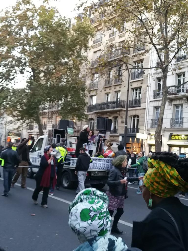 Marche de la dignité: «Nous n'accepterons plus les crimes policiers»