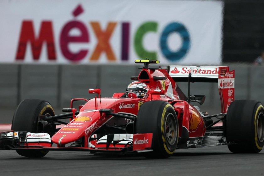 MexicanGp Streaming Rojadirecta Diretta TV Messico F1 2015.