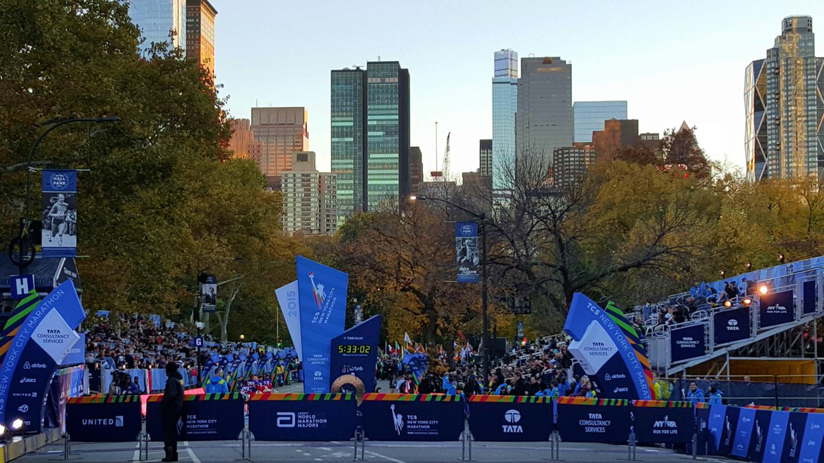 How to Watch @nycmarathon on TV or Online! https://t.co/O6Rs532RbR Set your alarms or your DVRs! #TCSNYCMarathon https://t.co/8kNMN3R3sJ