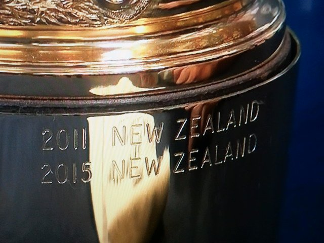 There is the proof... #Champions #RWC2015 https://t.co/seCdWVFPqp