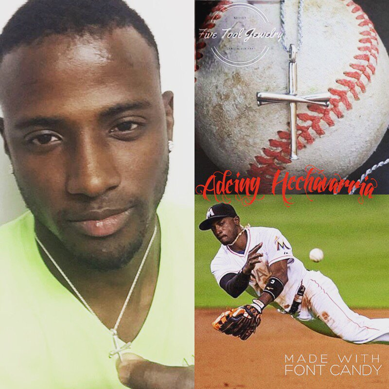 "five tool jewelry on twitter: ""miami marlins shortstop , adeiny ..."