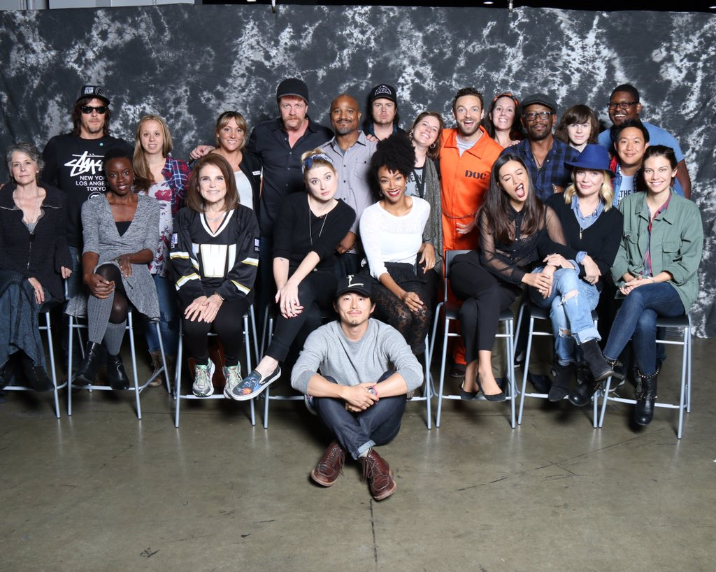 When they say they're bringing out everyone for @WalkrStalkrCon ATL, they mean EVERYONE!! #WSCAtlanta https://t.co/822EJjOQF8