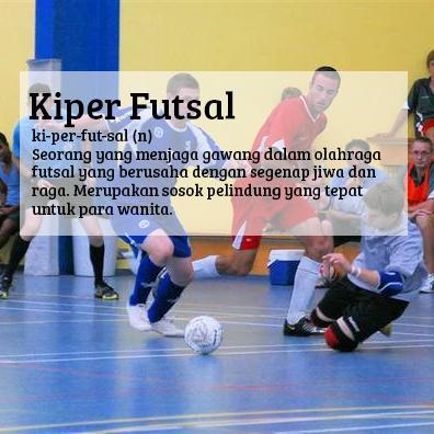 Kata Kata Bijak Kiper Futsal
