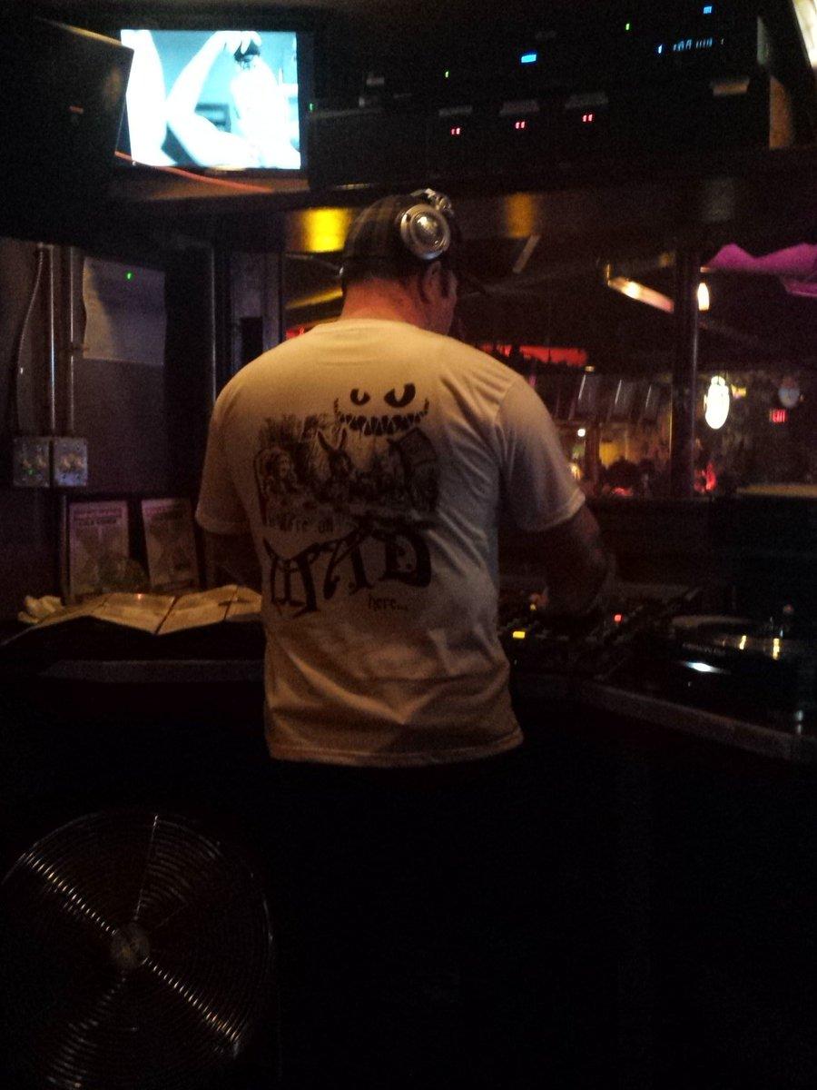10681567c36  DJ TRAVIS making it a  madhouse  halloween2015   livingitupinthecitypic.twitter.com 1fPr6M4p8A