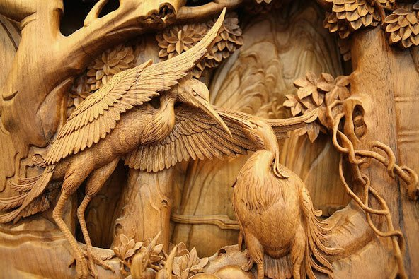 The Ultra-Detailed Wood Carving of Dongyang https://t.co/bS4Yiilbss #photography https://t.co/1BKoDCQJNa