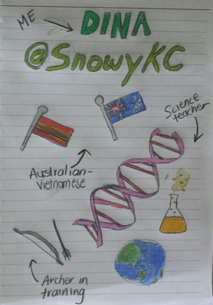 Hello! Here's my attempt at a #sketchnote @sylviaduckworth @ZeinaChalich #aussieED https://t.co/wpj39XVh5N