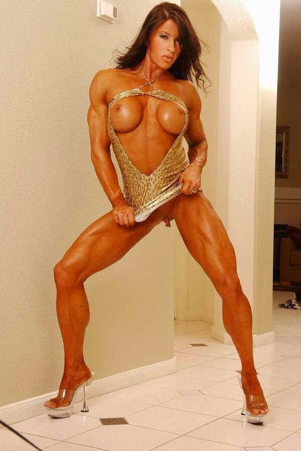 muscle women Nude