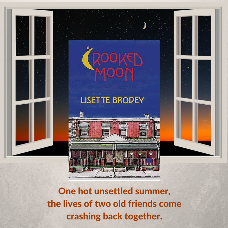 CROOKED MOON: A story of friendship & forgiveness. #FREE on #KindleUnlmited.