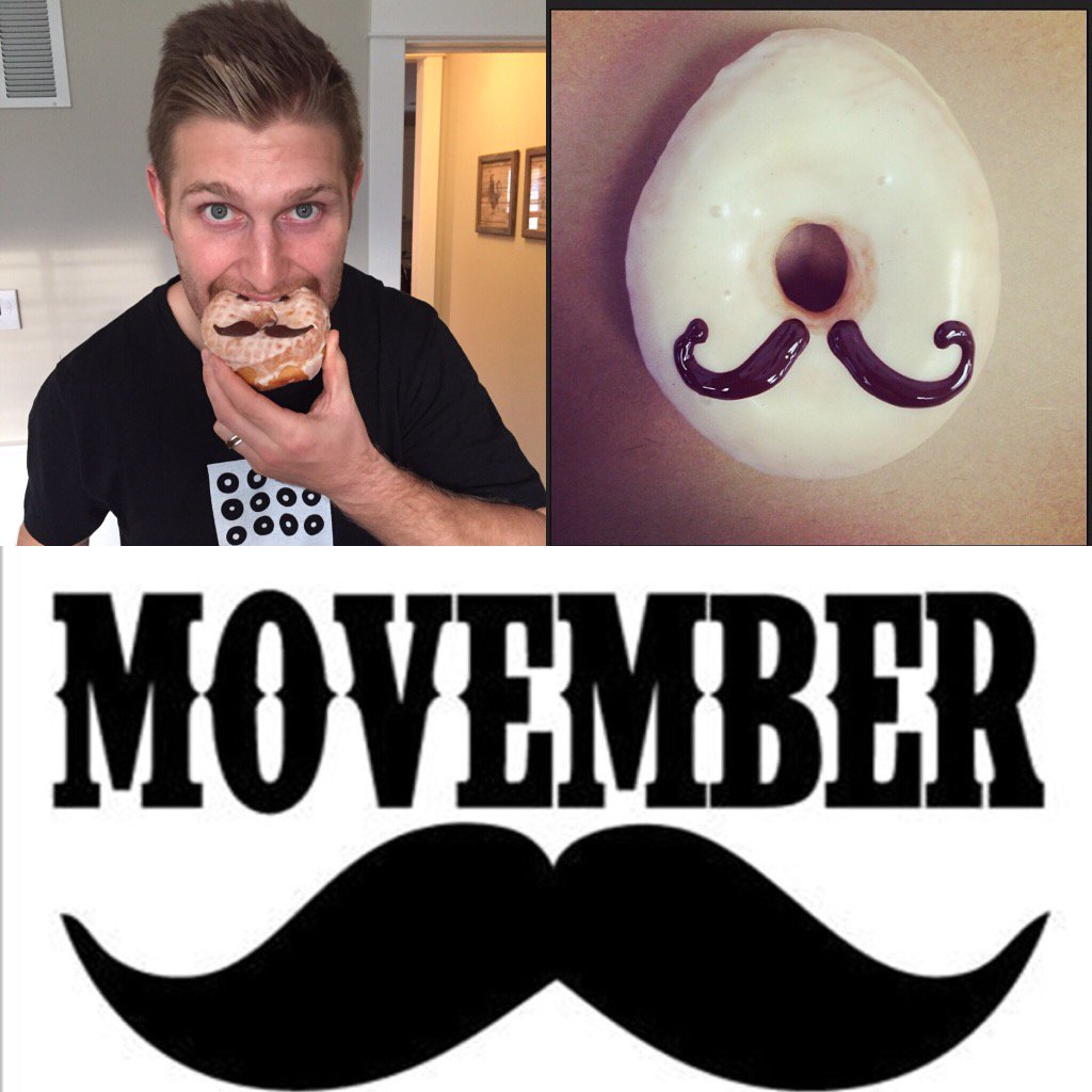 All #Movember, we are donating $.27 of each #MovemberDoughnut sold to the @Movember pg of @washcaps #27 @KarlAlzner https://t.co/i1V7SUxFJl